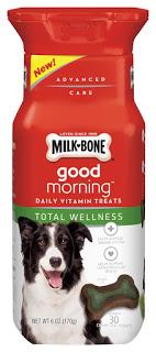 Milk Bone Good Morning Daily Vitamin treats